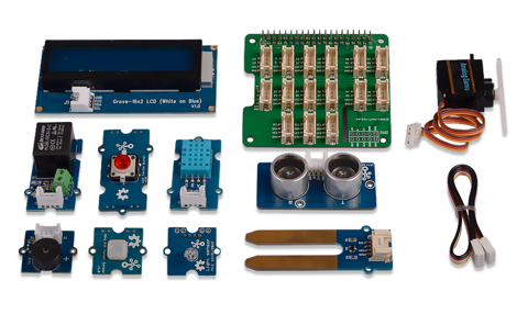 Bộ Grove Base Kit for Raspberry Pi