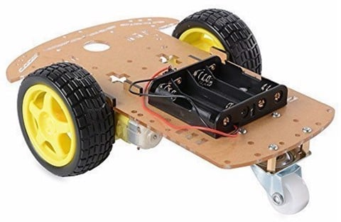 Khung xe robot 2WD