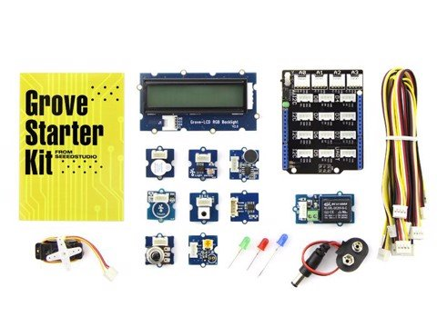 Bộ Grove - Starter Kit for Arduino