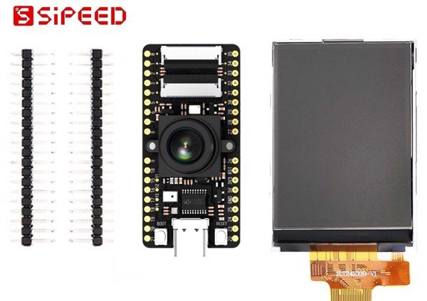 Sipeed MAIX Bit Suit With LCD, Camera K210 RISC-V Dual Core 64-bit