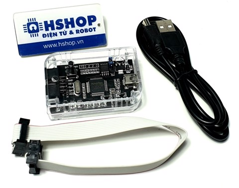 Mạch nạp Nuvoton Nu-Link USB Programmer Debugger Adapter