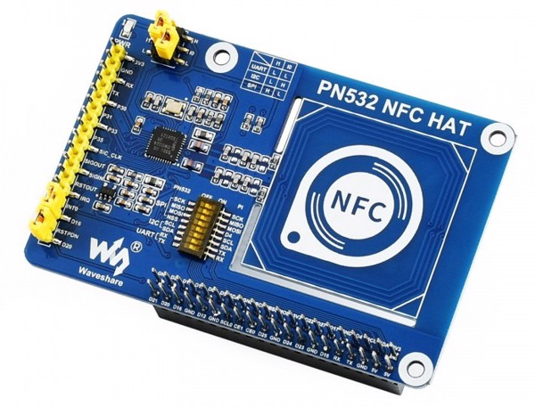 Mạch Waveshare PN532 NFC HAT for Raspberry Pi
