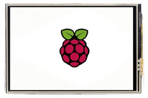 Màn hình Waveshare 3.5 inch Raspberry Pi High-Speed SPI Resistive Touch Display (C)