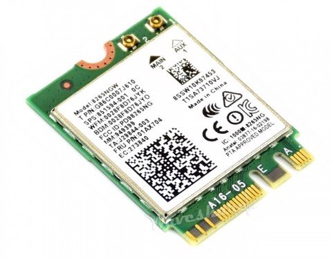 Mạch AC8265 Wireless NIC for Jetson Nano, WiFi / Bluetooth