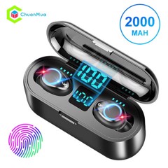 Tai nghe Bluetooth Invisible Super Mini Wireless Headset - PKA213