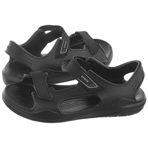 Sandal Crocs Kid SWIFTWATER EXPEDITION Màu Đen
