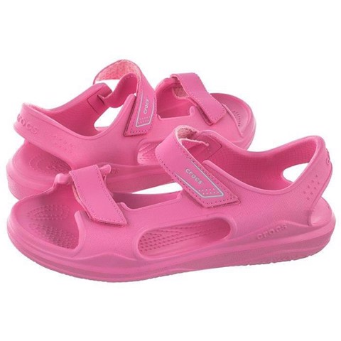 Sandal Crocs Kid SWIFTWATER EXPEDITION Màu Hồng