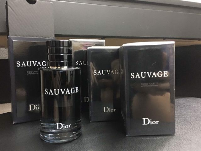 Nước hoa nam Dior Sauvage EDT for men 100ml