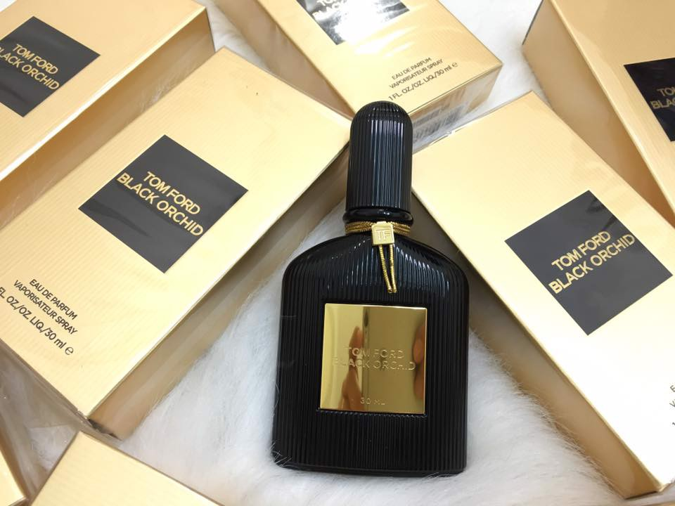 Nước hoa nữ Tom Ford Black Orchid for women - 100ml