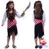 bộ carribean pirate girl G0131