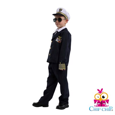bộ handsome captain pilot