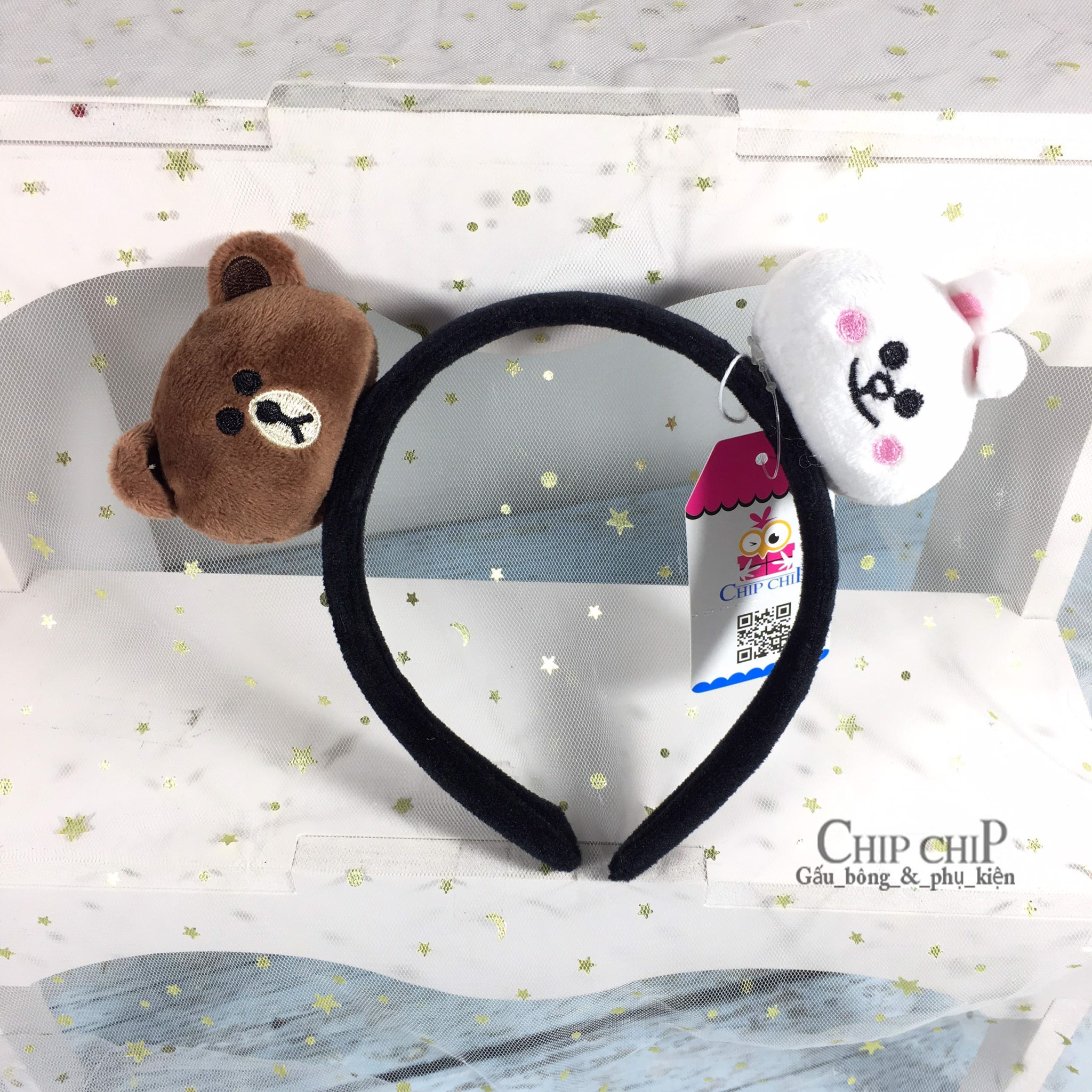 Cài Brown cony