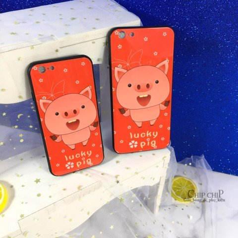 Case iphone 6G heo happy