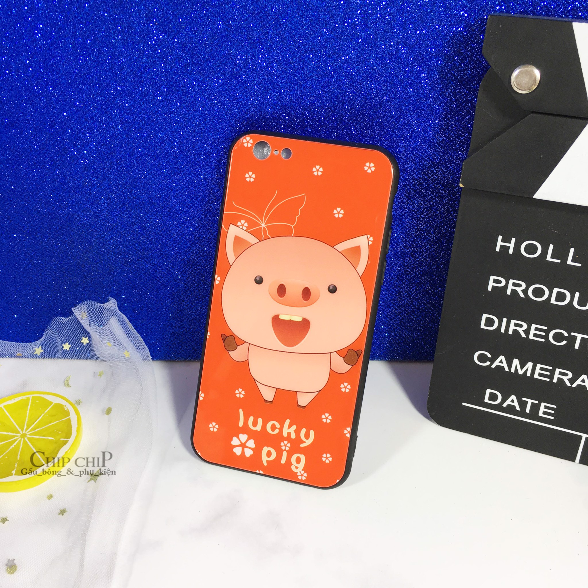 Case iphone 6G heo hoa