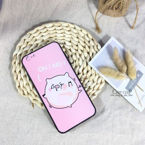Case iphone 6P heo oh no