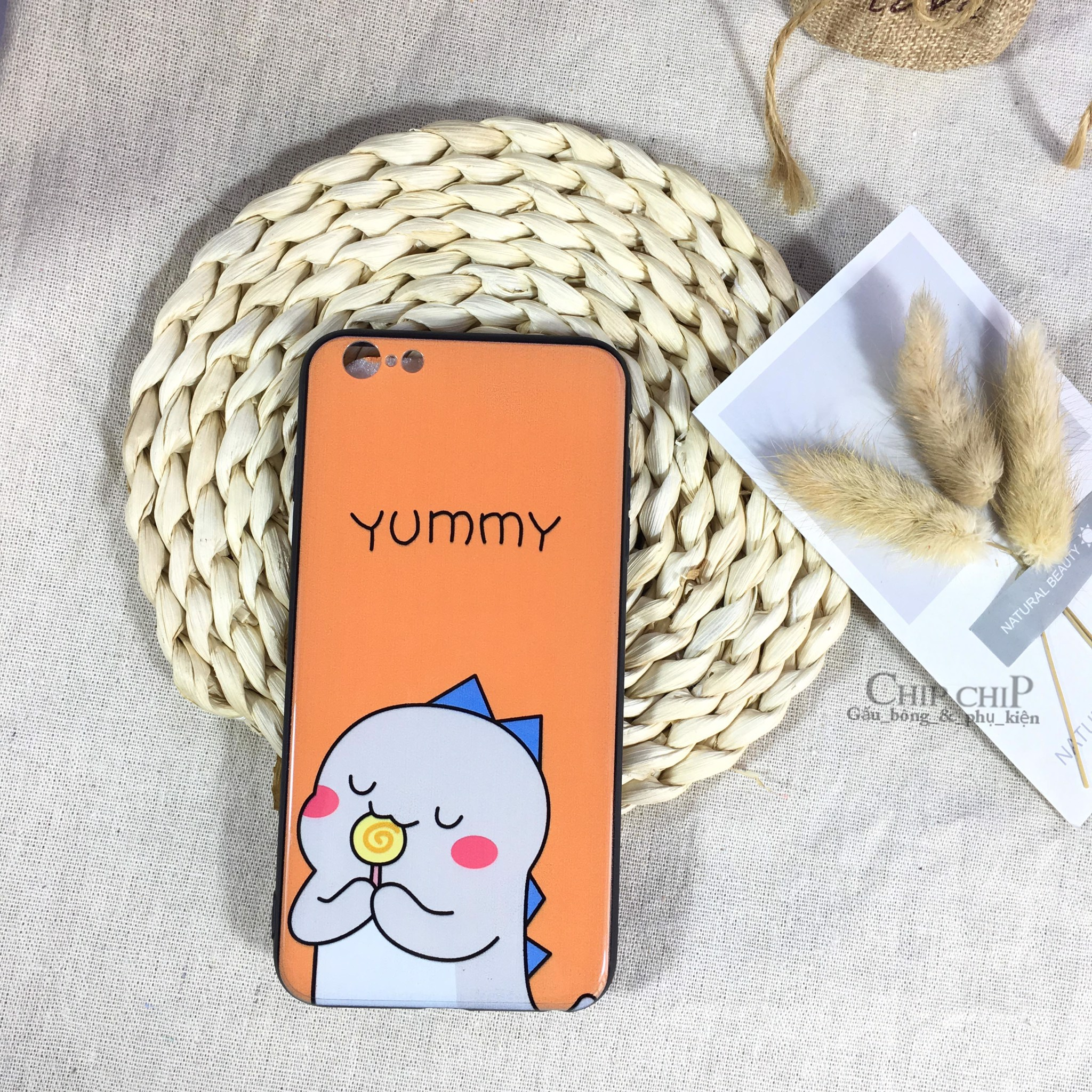 Case iphone 6P yummy