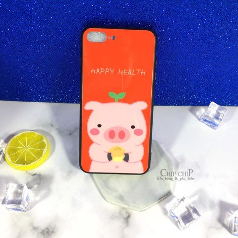 Case iphone 7P heo lá