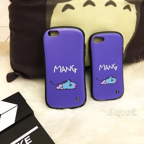 Case mang iphone 6plus, 7