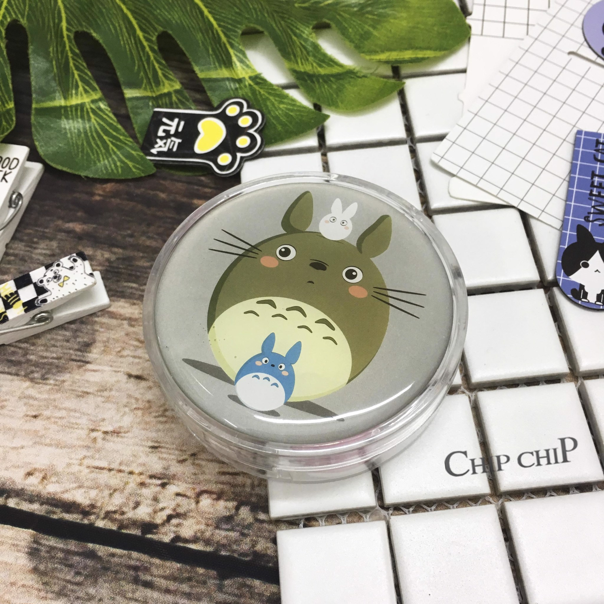 Hộp lens trong Totoro