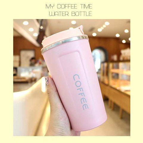 Ly coffee hồng 500ml