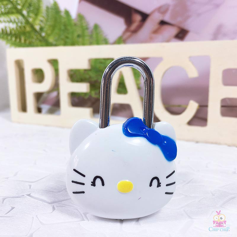 Ổ khóa mini kitty