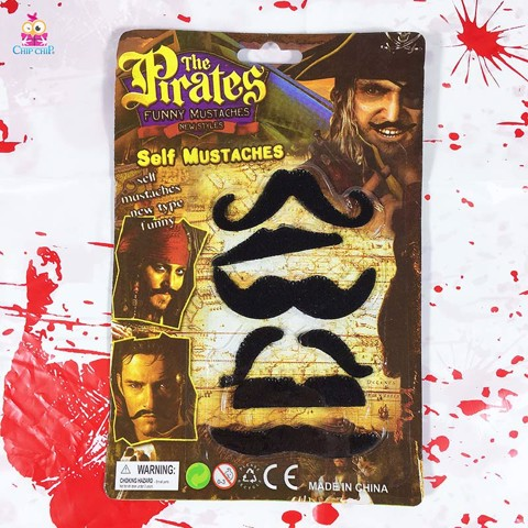 Râu giả the pirates