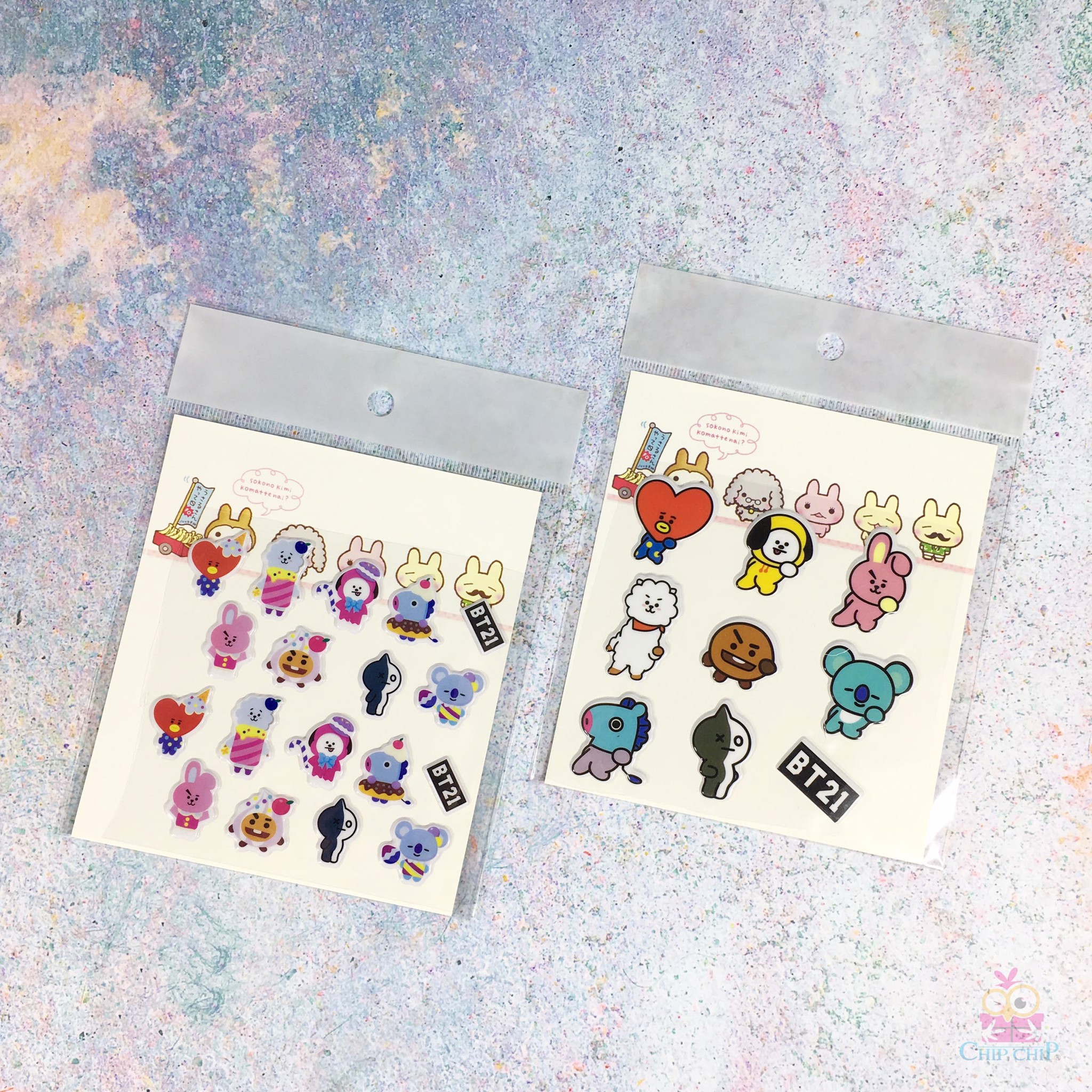 Stickers BTS