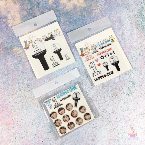 Stickers Wanna-one