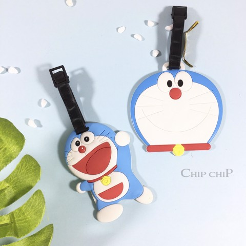 Name tag doraemon