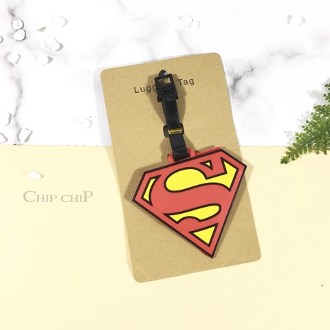 Name tag superman