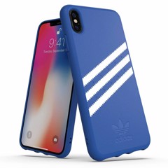 Ốp lưng ADIDAS OR Moulded Case FW18 - iPhone Xs Max test