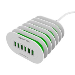 Sạc Promate Mycharge-6.US 6 In 1