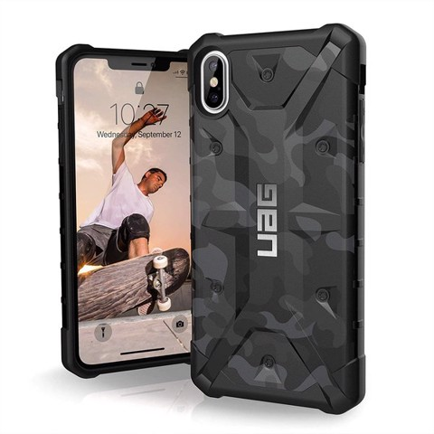 Ốp lưng iPhone XS MAX UAG Pathfinder Midnight Camo
