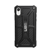 Ốp lưng iPhone XR UAG Monarch Carbon Fiber Xám
