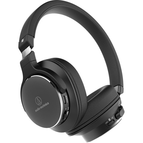 Tai nghe Bluetooth Audio Technica ATH-SR5BT Đen