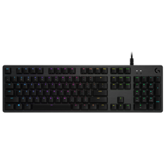 Bàn Phím Gaming Logitech G512 RGB Mechanical Linear Đen
