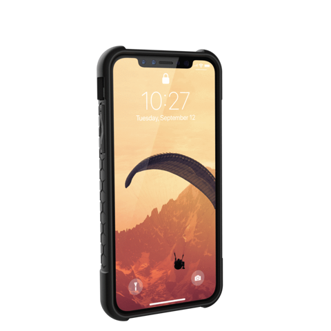 Ốp lưng iphone X UAG Monarch Đen