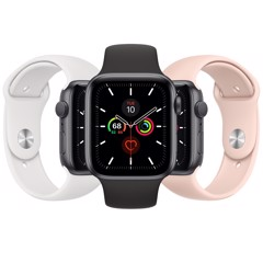 Apple Watch Series 5 (GPS+Cellular)