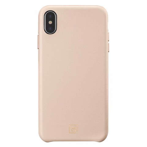 Ốp lưng iPhone X/XS SPIGEN La Manon Calin Hồng