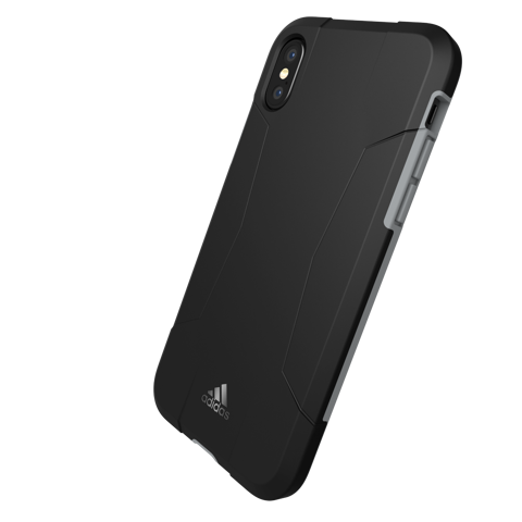 Ốp lưng iPhone X/XS adidas SP Solo Black/Grey