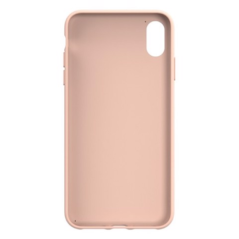 Ốp lưng iPhone X/XS Max adidas OR Moulded PU Snake FW18 Pink