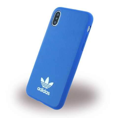 Ốp lưng iPhone X/XS adidas OR TPU Moulded Black/White