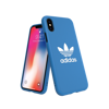 Ốp lưng iPhone X/XS adidas OR Moulded Basic FW18 Bluebird/White