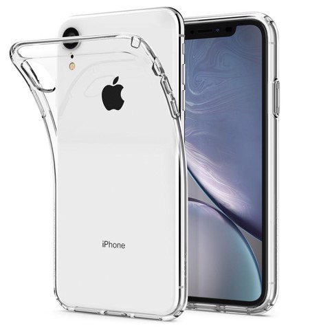 Ốp lưng iPhone XR SPIGEN Crystal Flex Trong