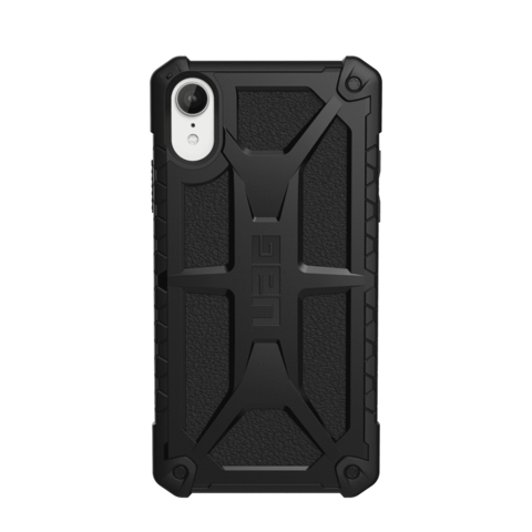 Ốp lưng iPhone XR UAG Monarch Matte Đen
