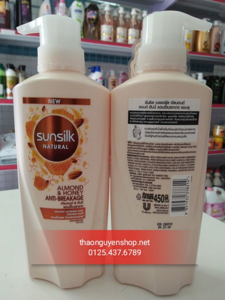 dau-goi-sunsilk-thai-lan-450ml-mau-moi-3