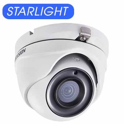 Camera Dome HDTVI 2MP Starlight Hikvision DS-2CE56D8T-ITM
