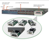Switch Cisco C3560X-24P-L, 24 port 1G PoE+, layer 3