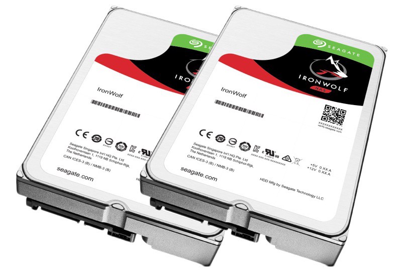 Ổ Cứng Seagate Nas 4Tb IronWolf