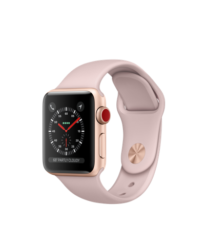 Apple Watch Series 3 LTE 38mm ( 99% )